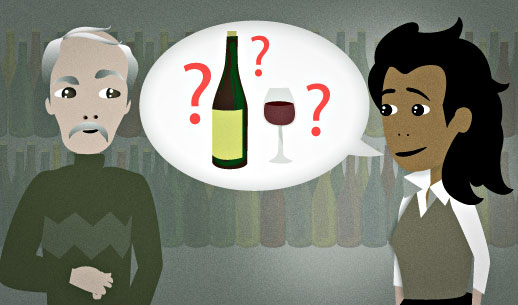 English Lesson: Do you have any recommendations for a nice, balanced red?
