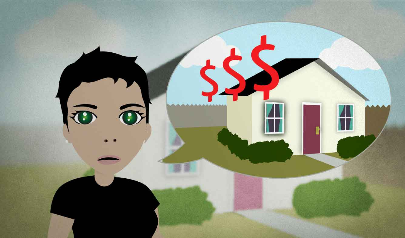 English Lesson: Home ownership is more trouble than it's worth.