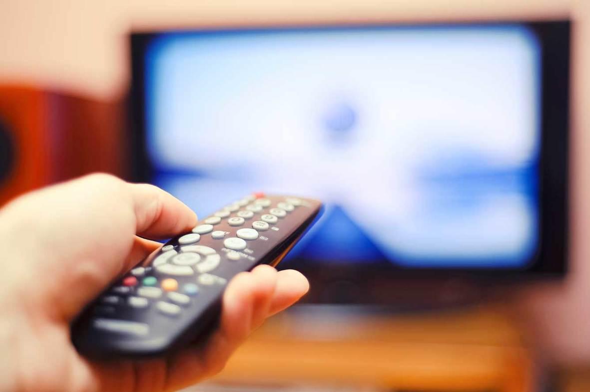 T.V. Remote